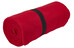 CAMPZ Fleece Blanket red